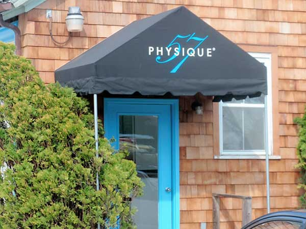 Fixed Business Canopy Physique 57
