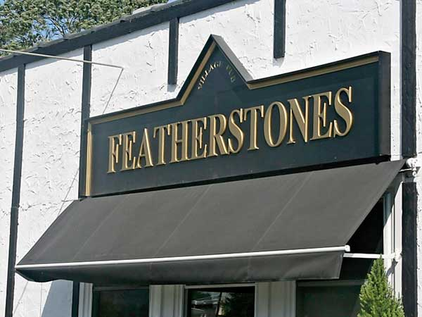Pub Awning Featherstones