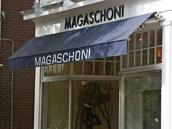 Shop Awning Installers Magashoni Store